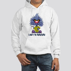Zoink Morinings Hooded Sweatshirt